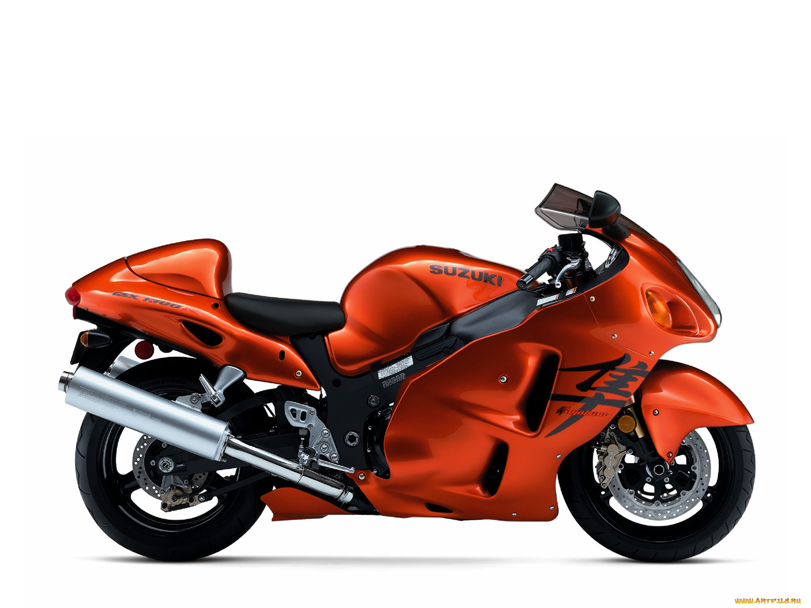 suzuki, gsx, 1300, hayabusa, мотоциклы